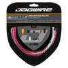 Jagwire Mountain Elite Link Brake Cable Kit in Red from Sprockets