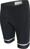 Funkier F-Pro Gel 12-Panel Pro Shorts in Black