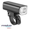 Ravemen LR500S USB Rechargeable Curved Lens Front Light in Matt Black (500 Lumens)
