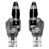 Campagnolo 11sp Alloy Bar-End TT Shifters In Black