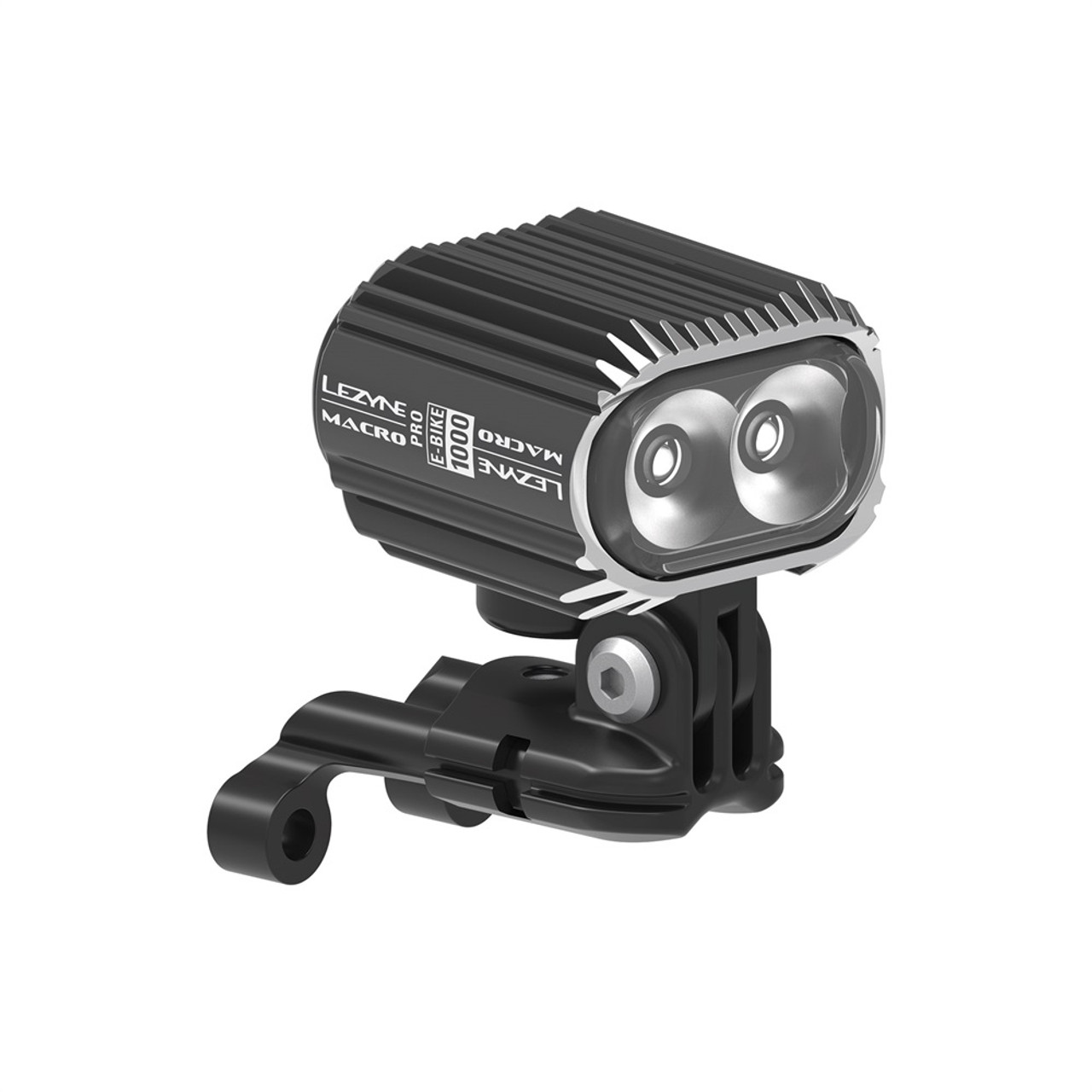 Lezyne E-Bike Macro Drive 1000 Front Light In Black RRP £75