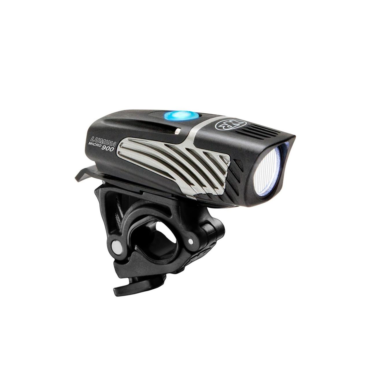 Niterider Lumina Micro 900 LED Front Light In Black