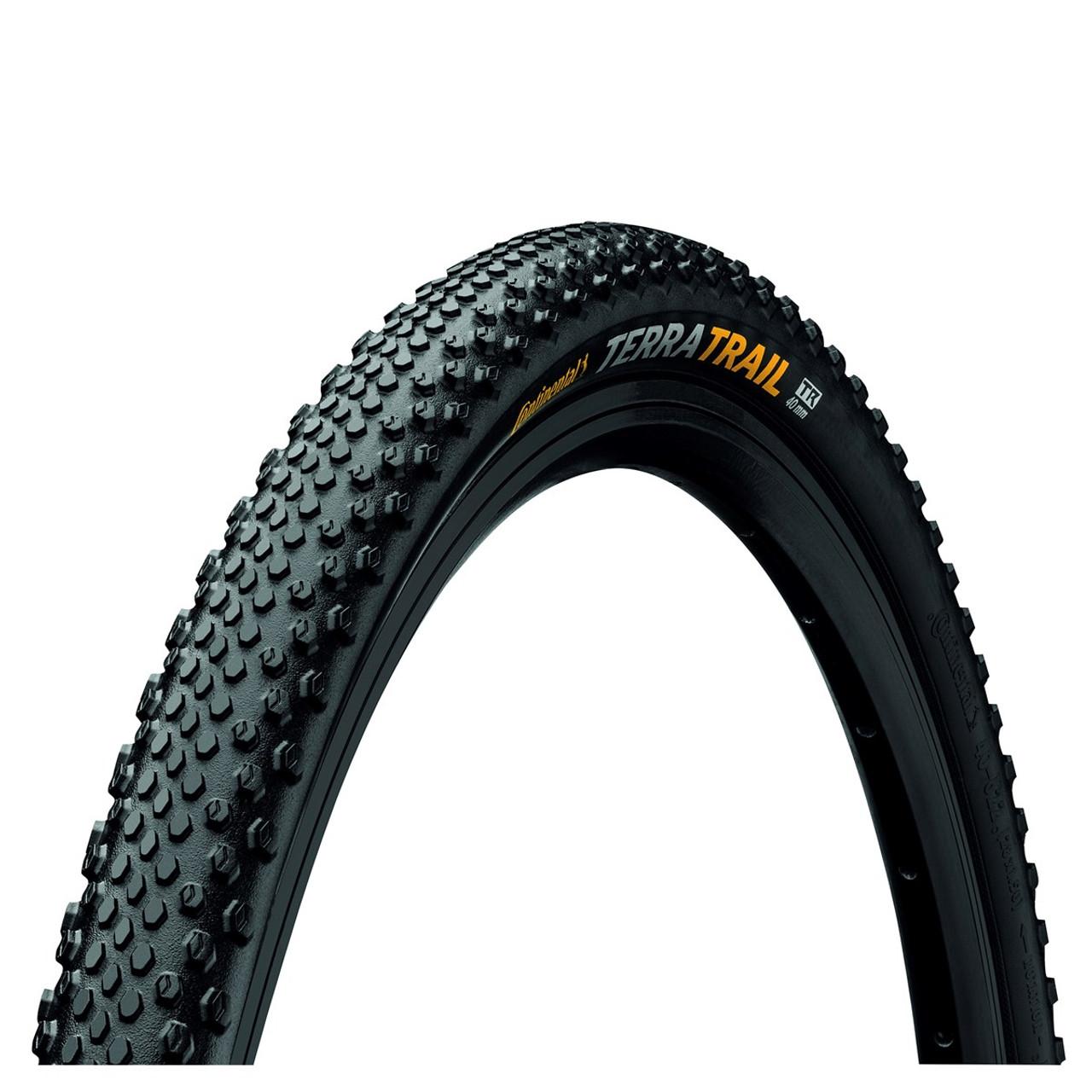 Continental Terra Trail Protection BlackChili Folding Gravel Tubeless Tyre