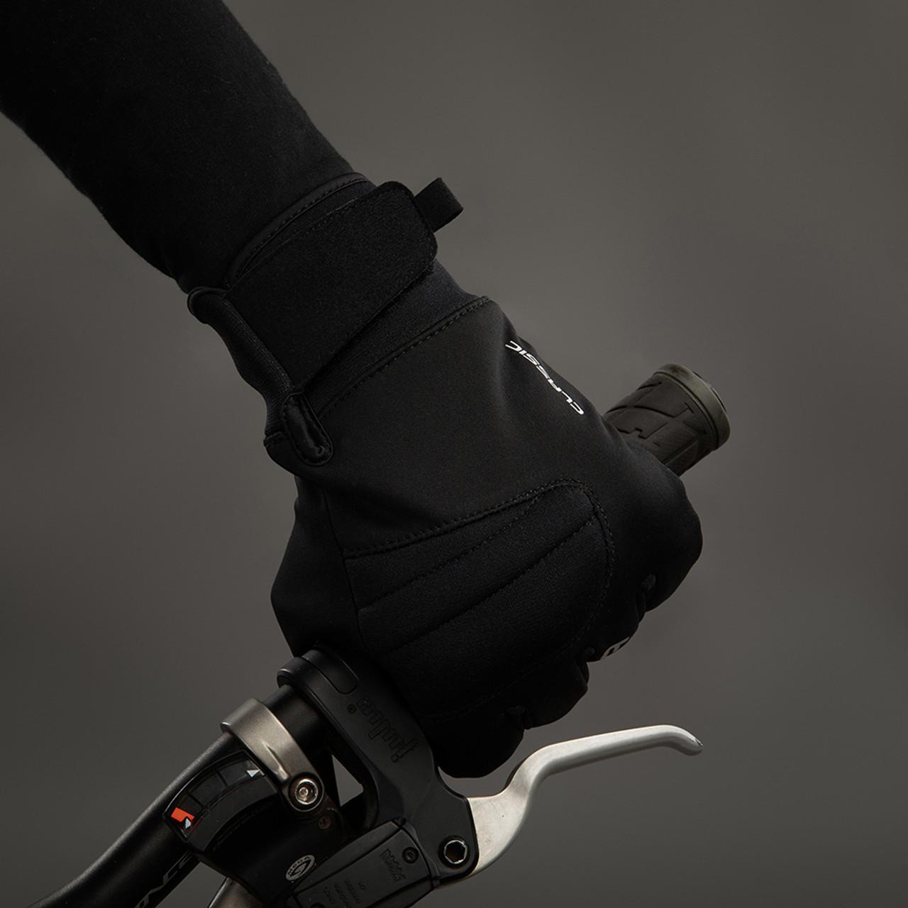 Chiba Classic II Windstopper Winter Gloves in Black All Sizes