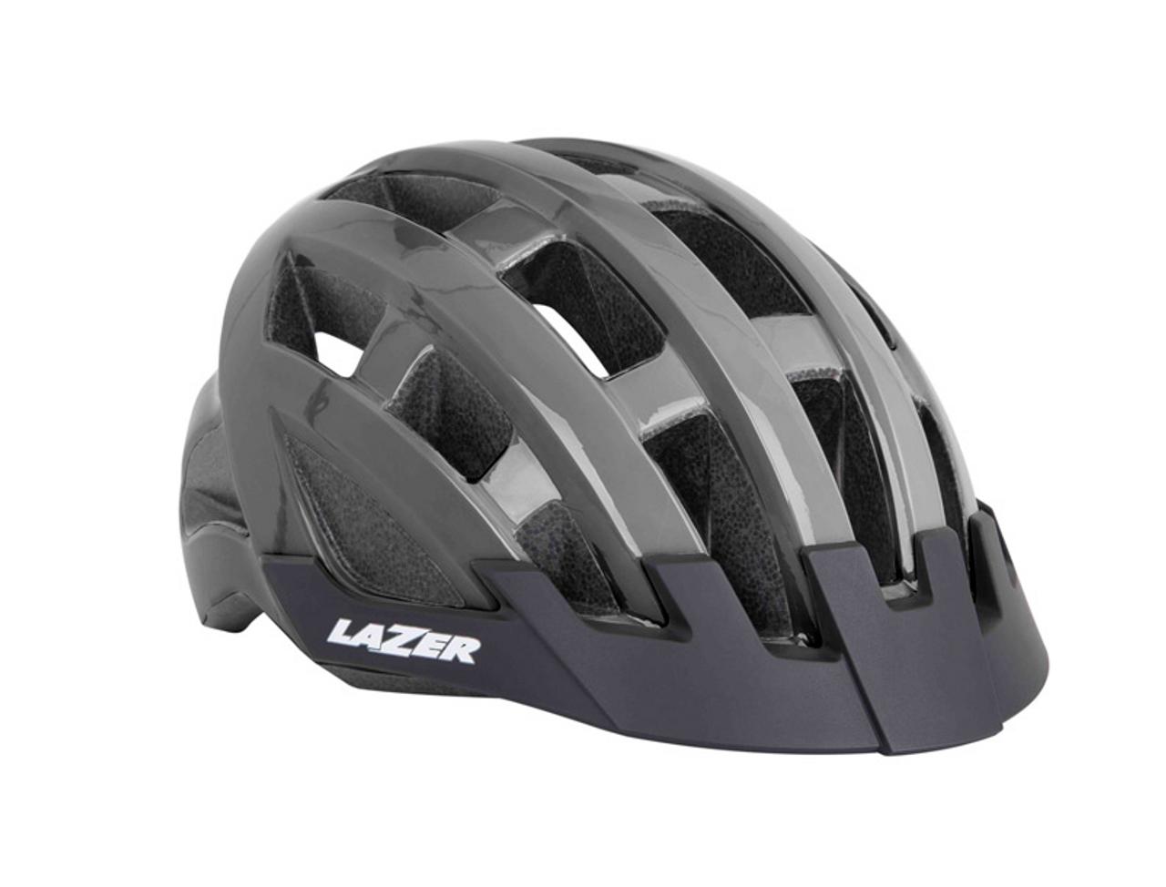 Laser Compact Adult Urban/Commuter Helmet