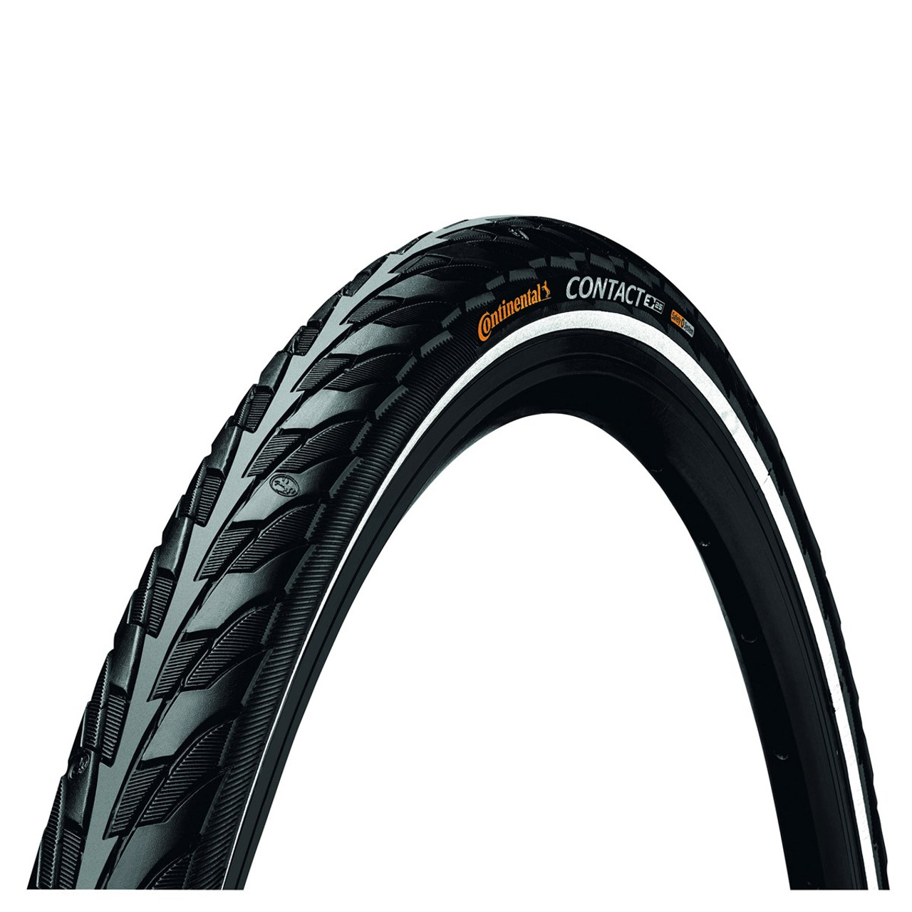 Continental Contact Wired Tyre in Black