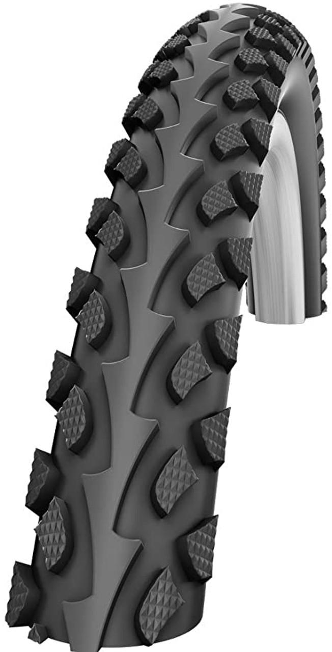 Impac Tourpac Touring City Road Rigid Tyre in Black