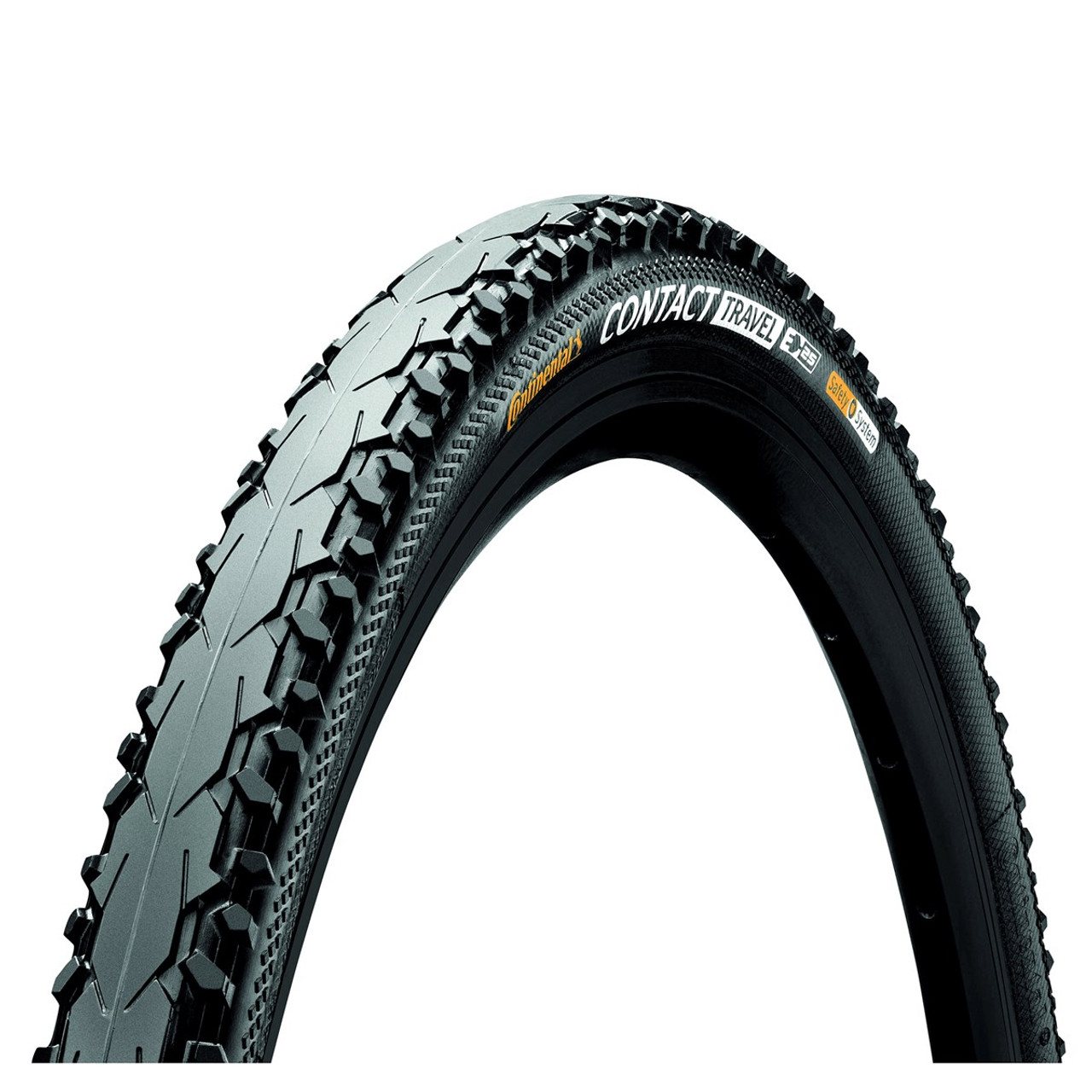 Continental Contact Travel Urban Wired Tyre
