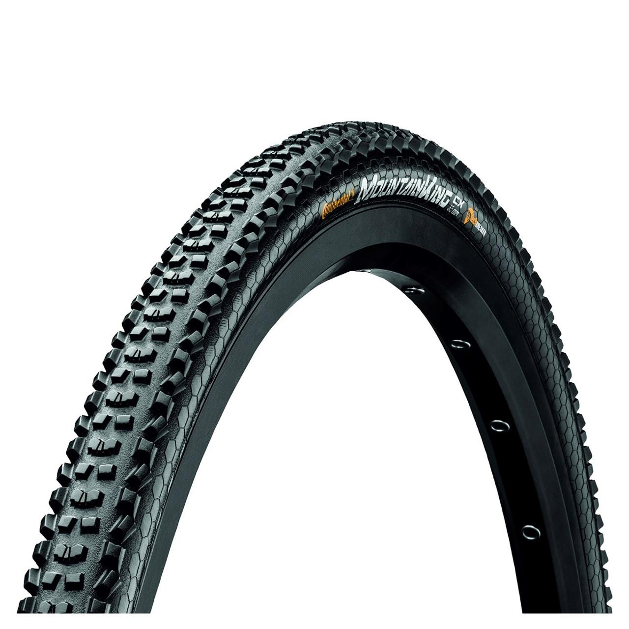 Continental Mountain King CX Performance Puregrip Folding Tyre 700 x 35c
