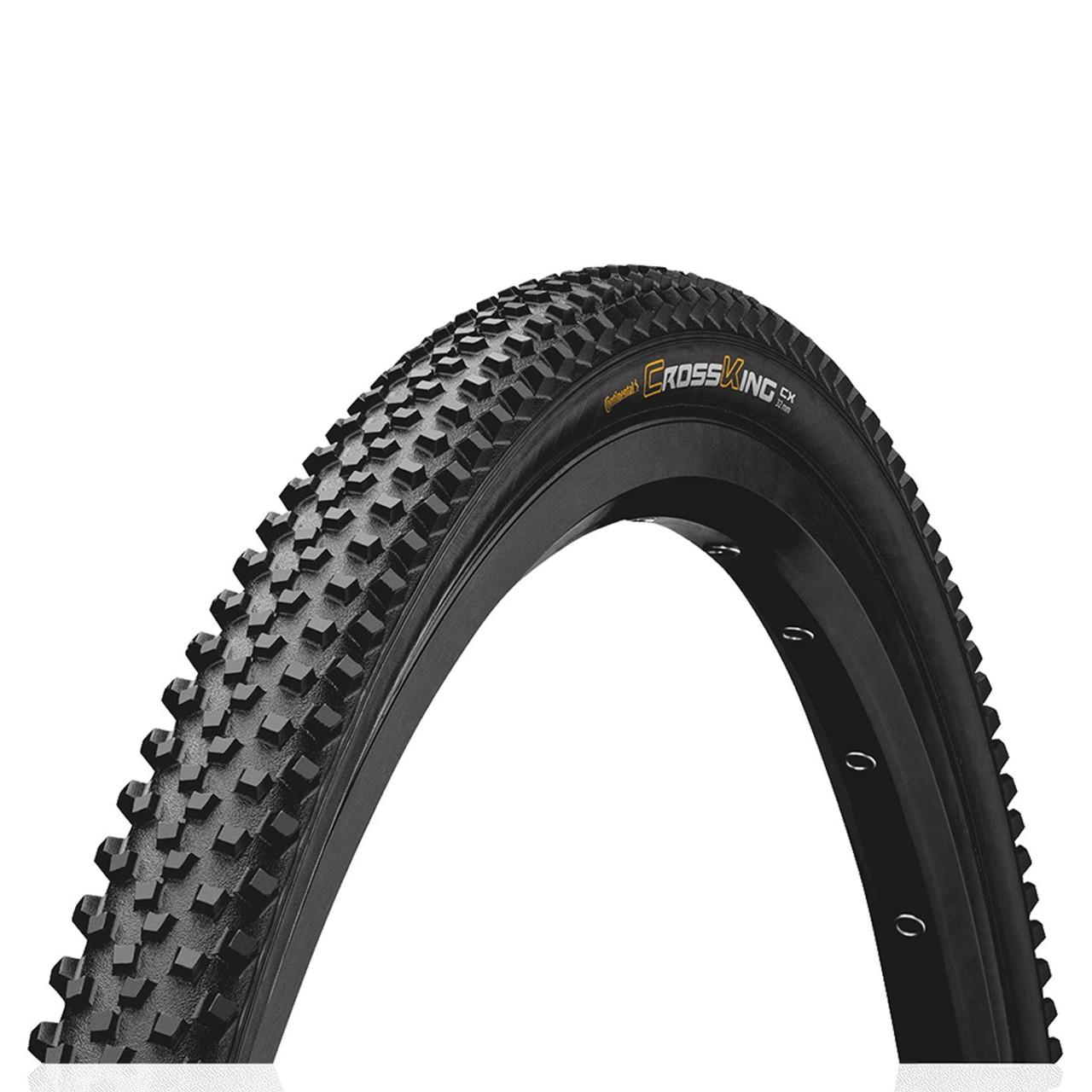 Continental Race King CX Black Chili RaceSport Folding Tyre 700 x 32