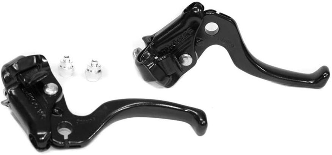 Dia-Compe MX122 Brake Levers For Calliper/Cantilevers In Black