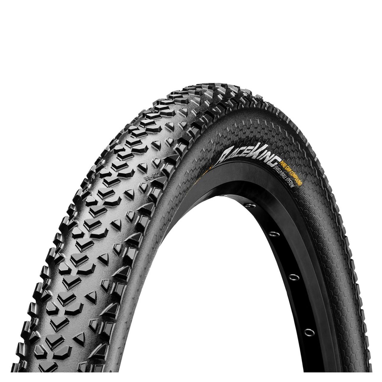 Continental Race King PureGrip Folding Tubeless Ready MTB Tyre