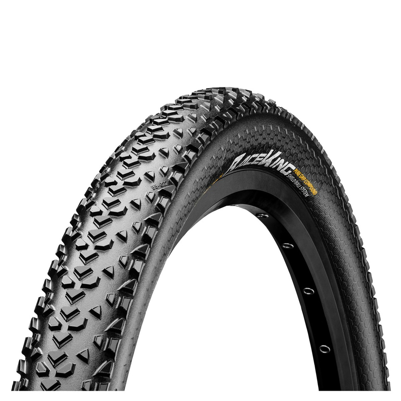 Continental Race King BlackChili Protection Folding Tubeless Ready Tyre All Size