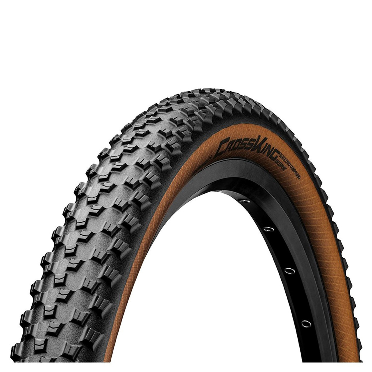 Continental Cross King BlackChili RaceSport Folding Tyre Bernstein