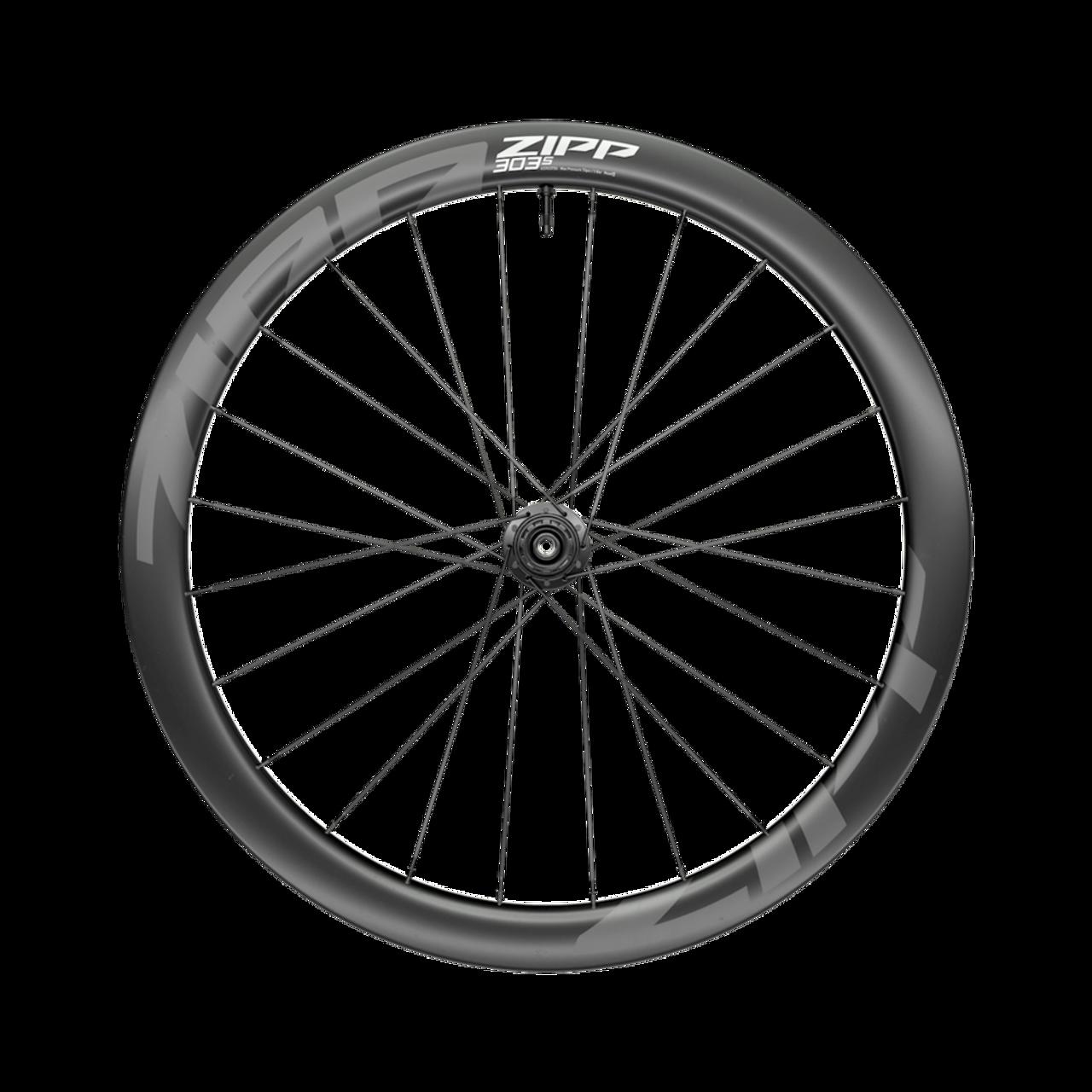 ZIPP 303 S Carbon Tubeless Ready Sram 10/11Speed Disc Brake Center Lockring 700C Rear Wheel