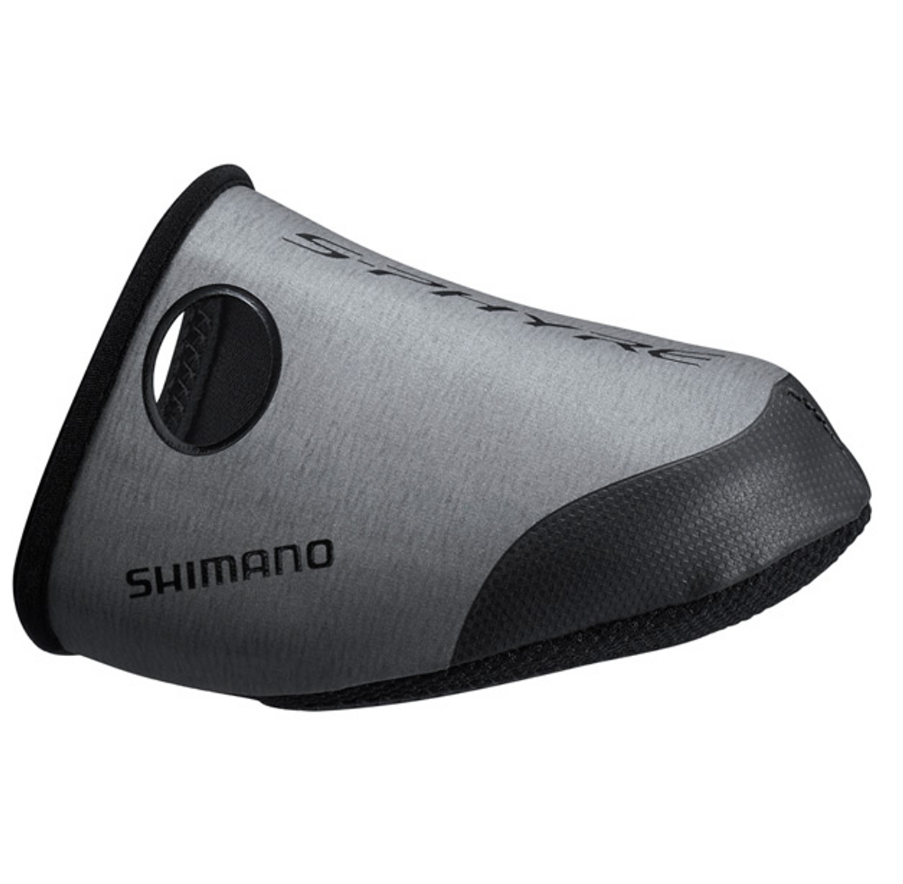 Shimano S-PHYRE Road Toe Covers In Black All Sizes