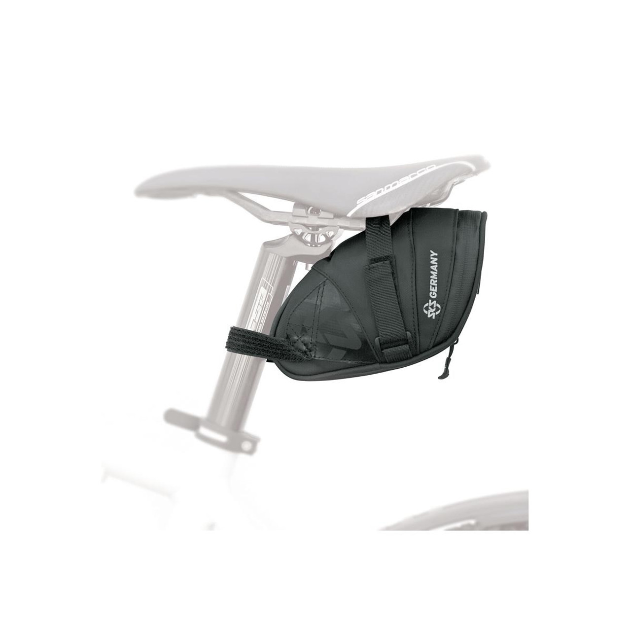SKS Explorer Saddle Bag Seat Pack Black - All sizes