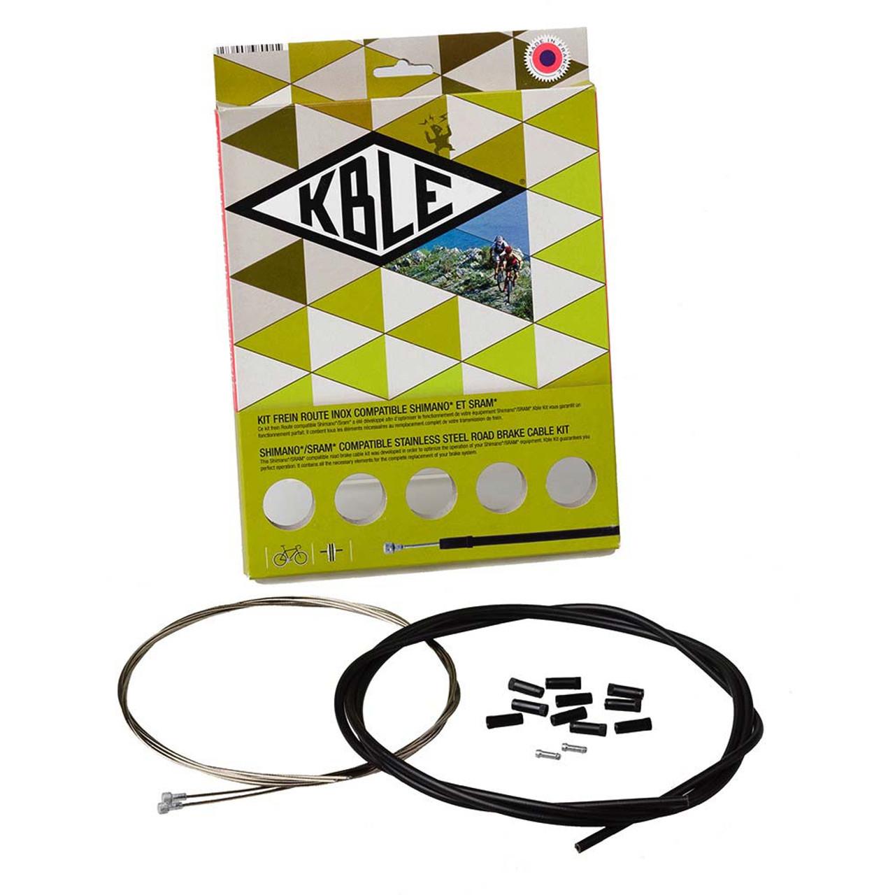 Transfil KBLE Shimano / Sram No 1 Road Brake Cable Set