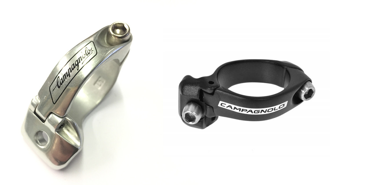 Campagnolo Front Derailleur Clamp 32.0mm DC12-RE2 Braze On To Band On 