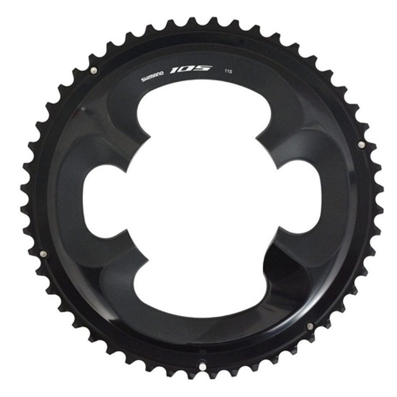 Shimano 105 R7000 11spd Chainring In Black All Sizes