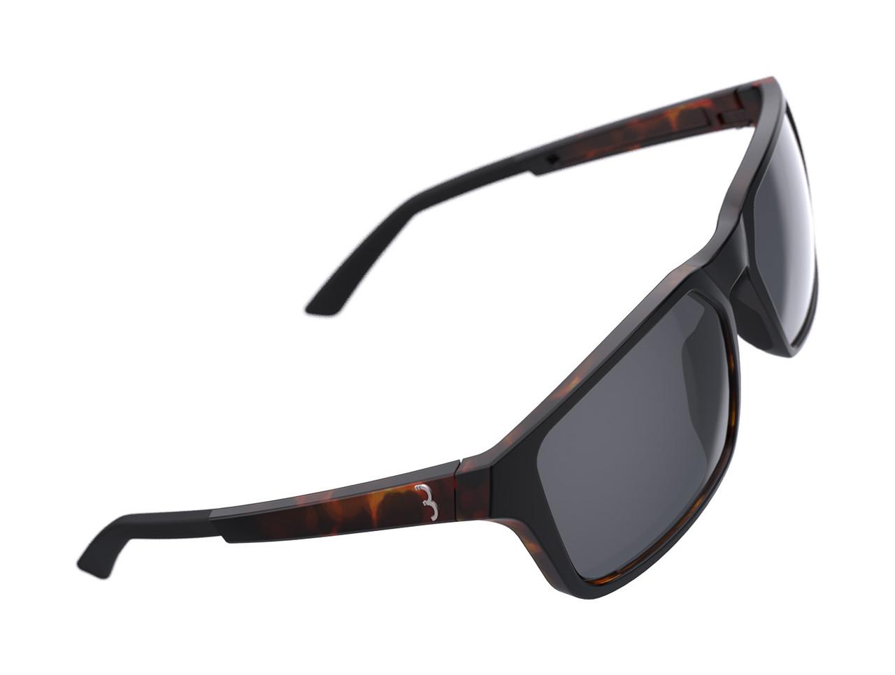 BBB Spectre Sport BSG-66 Sunglasses Matte Tortoise Shell / Smoke Lens