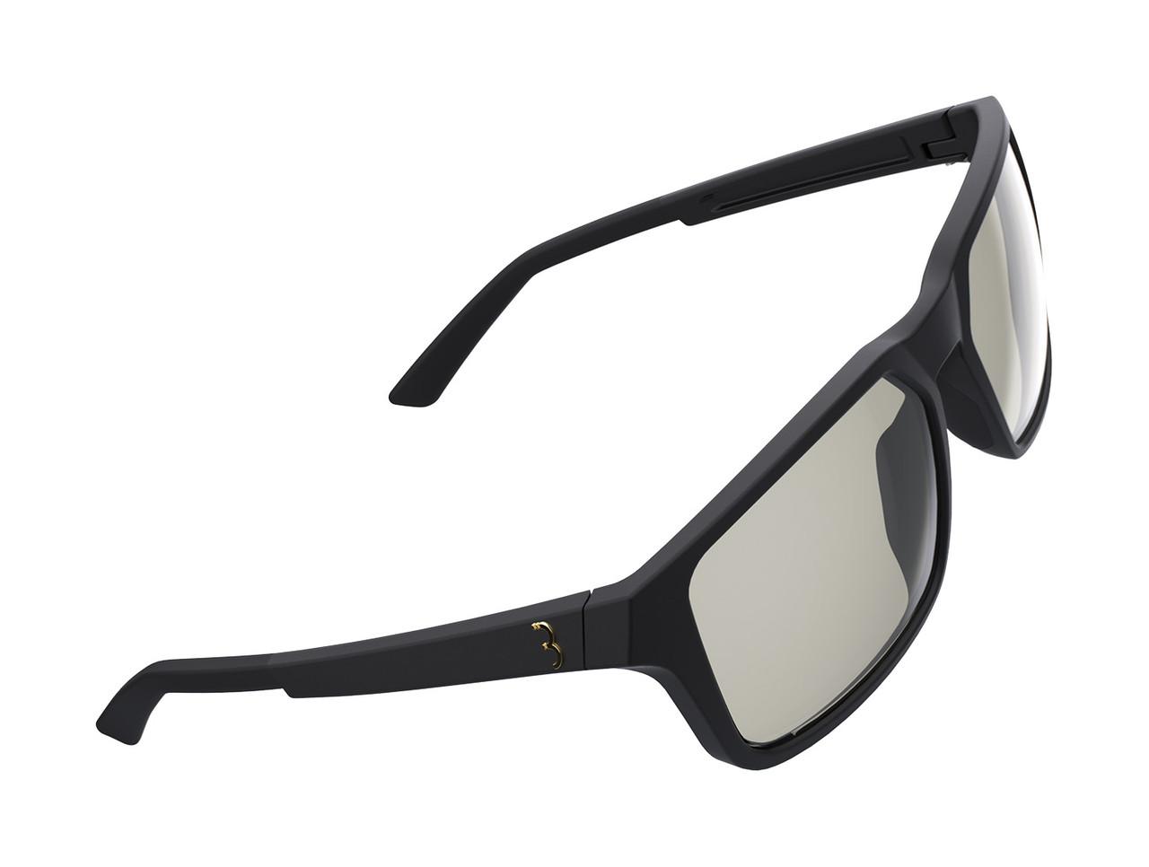 BBB Spectre Sport BSG-66PH Sunglasses Matte Black/ Photochromic Lens