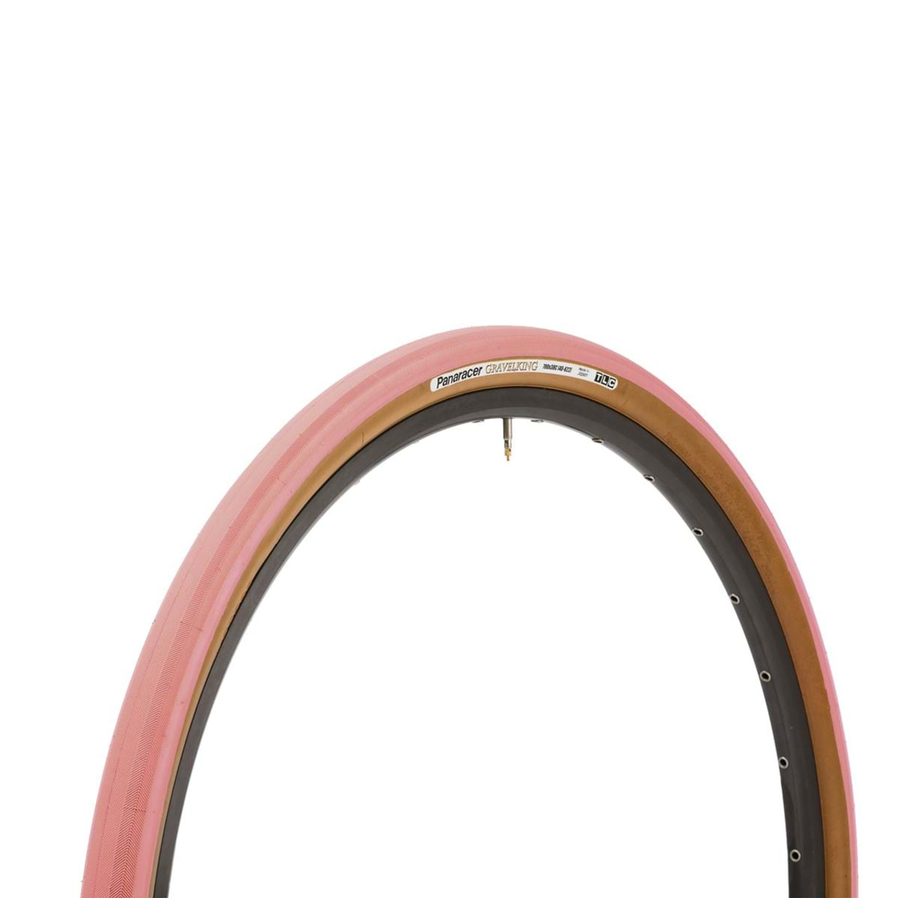 Panaracer Gravel King Slick Colour Edition Tubeless Gravel Folding Tyre