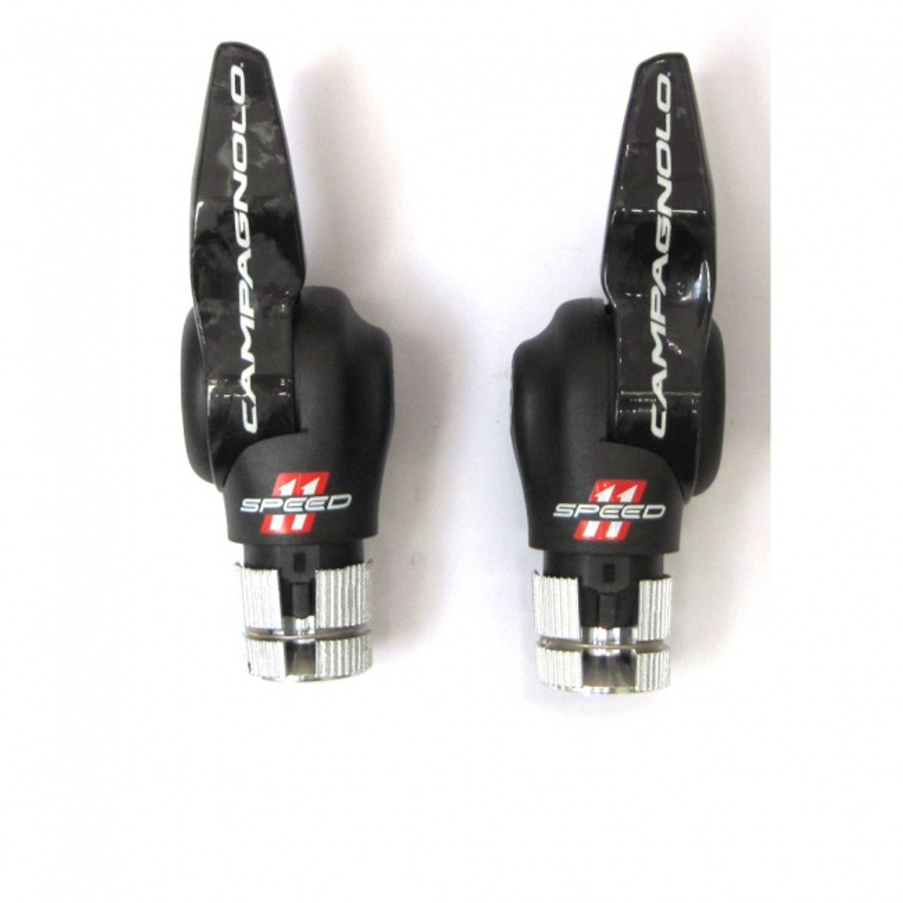 Campagnolo SL12-TTCGC 11 Speed TT Carbon Shifters Bar End In Black