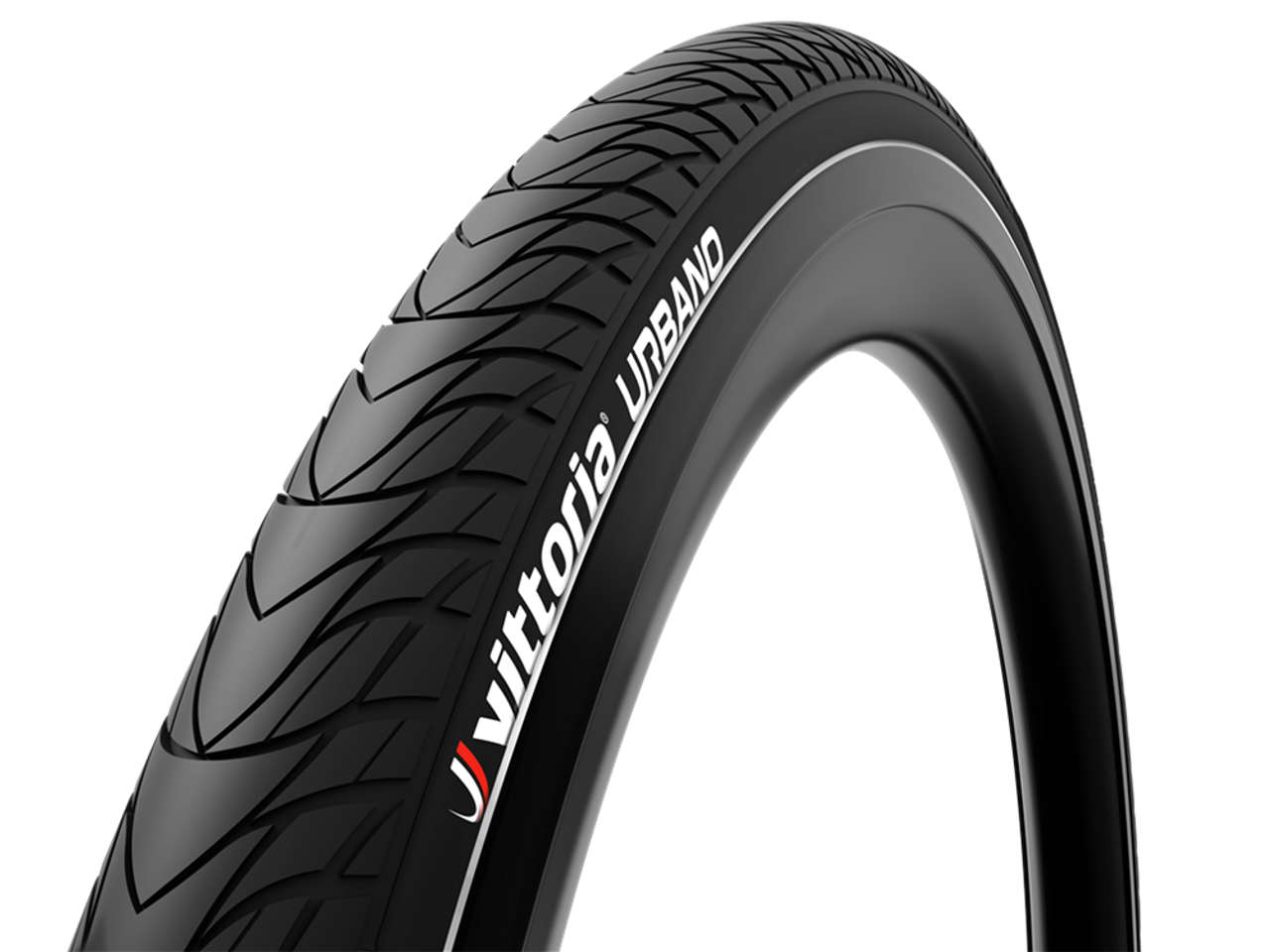 Vittoria Urbano City Rigid Tyre In Black All Sizes