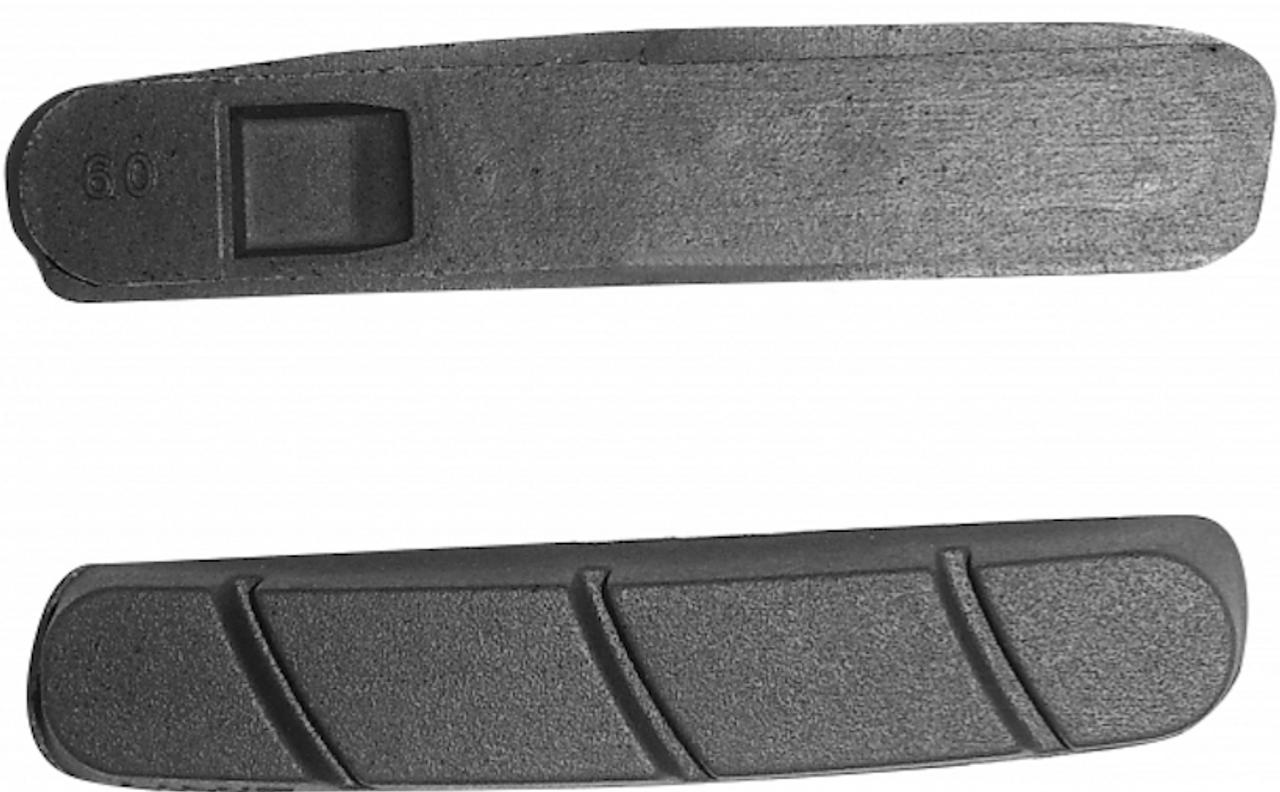 Baradine 460-2 Campagnolo Road Rim Brake Shoe/Pads -  55mm