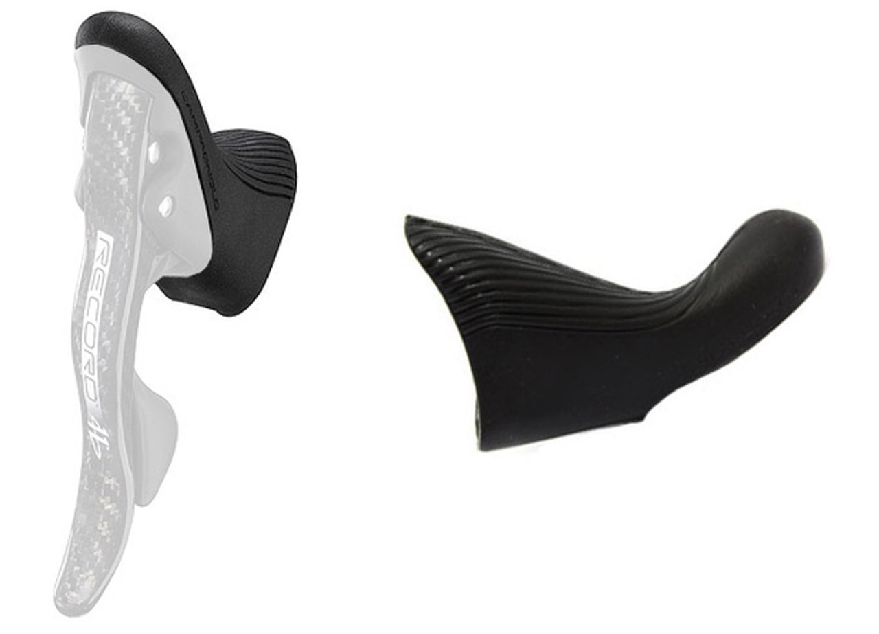 Campagnolo Ultrashift Ergopower Rubber Hoods Pair Black
