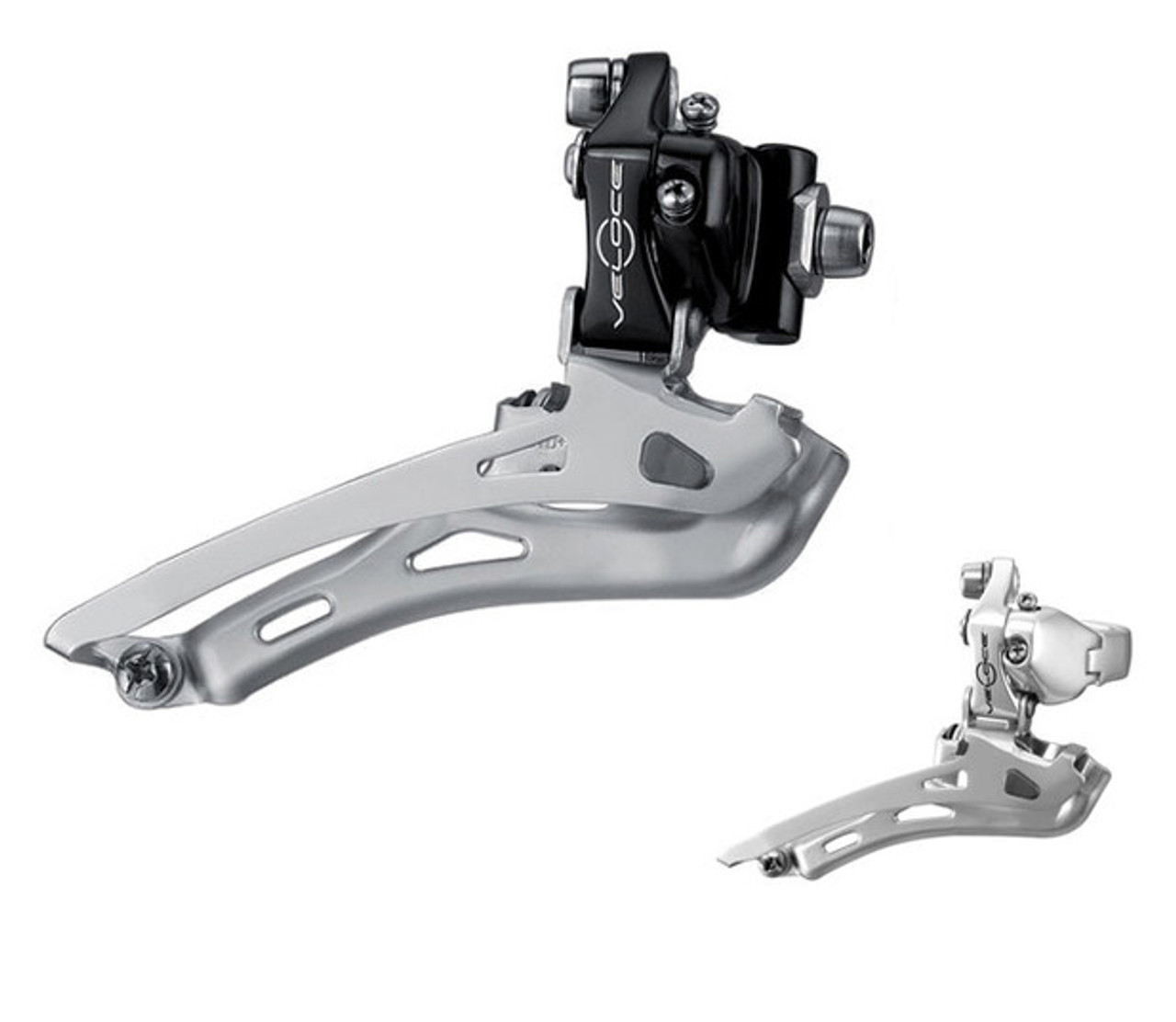 Campagnolo 2011 Veloce 10 Speed Front Derailleur Braze On