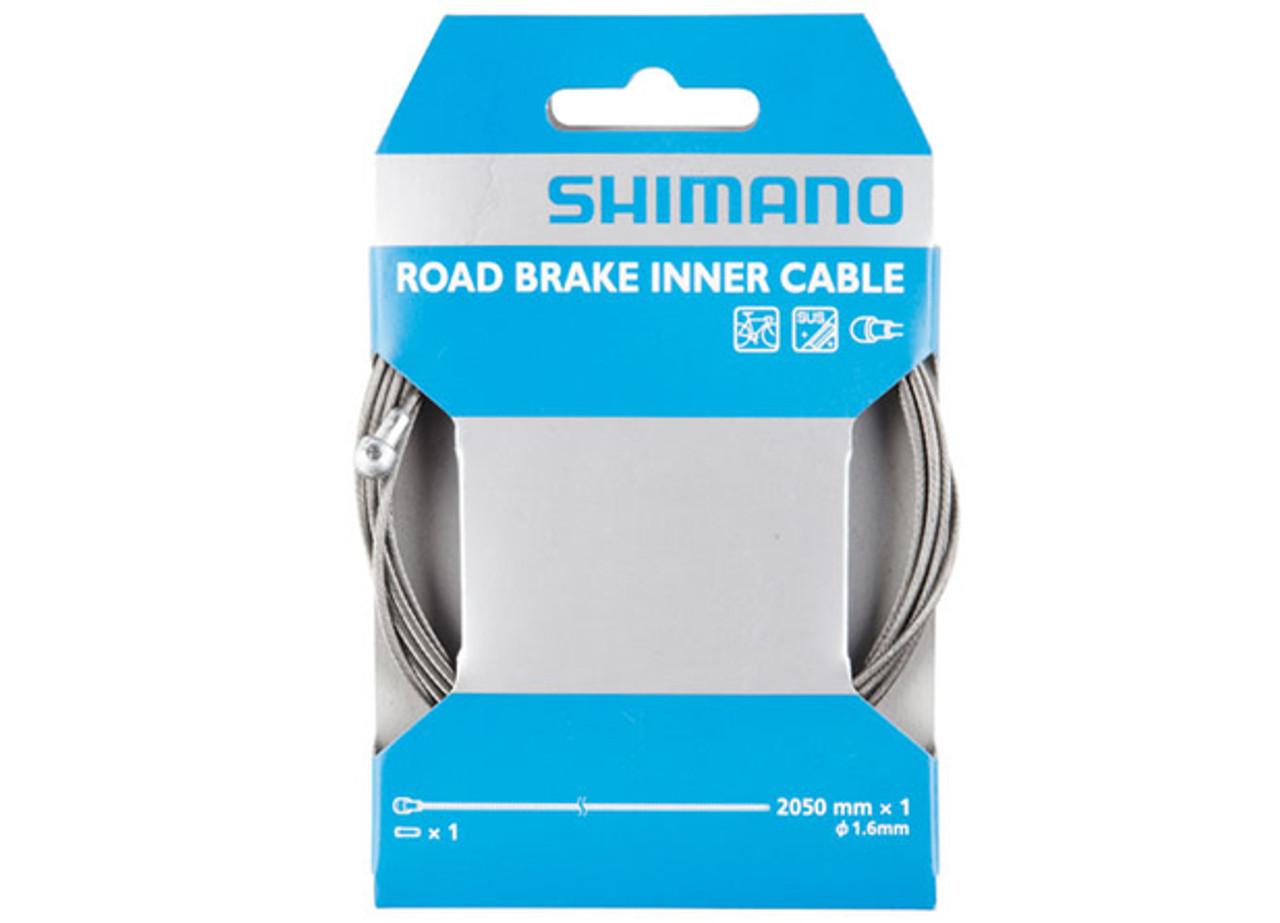 Shimano Road Stainless Steel Brake 1.6mm Inner Wire