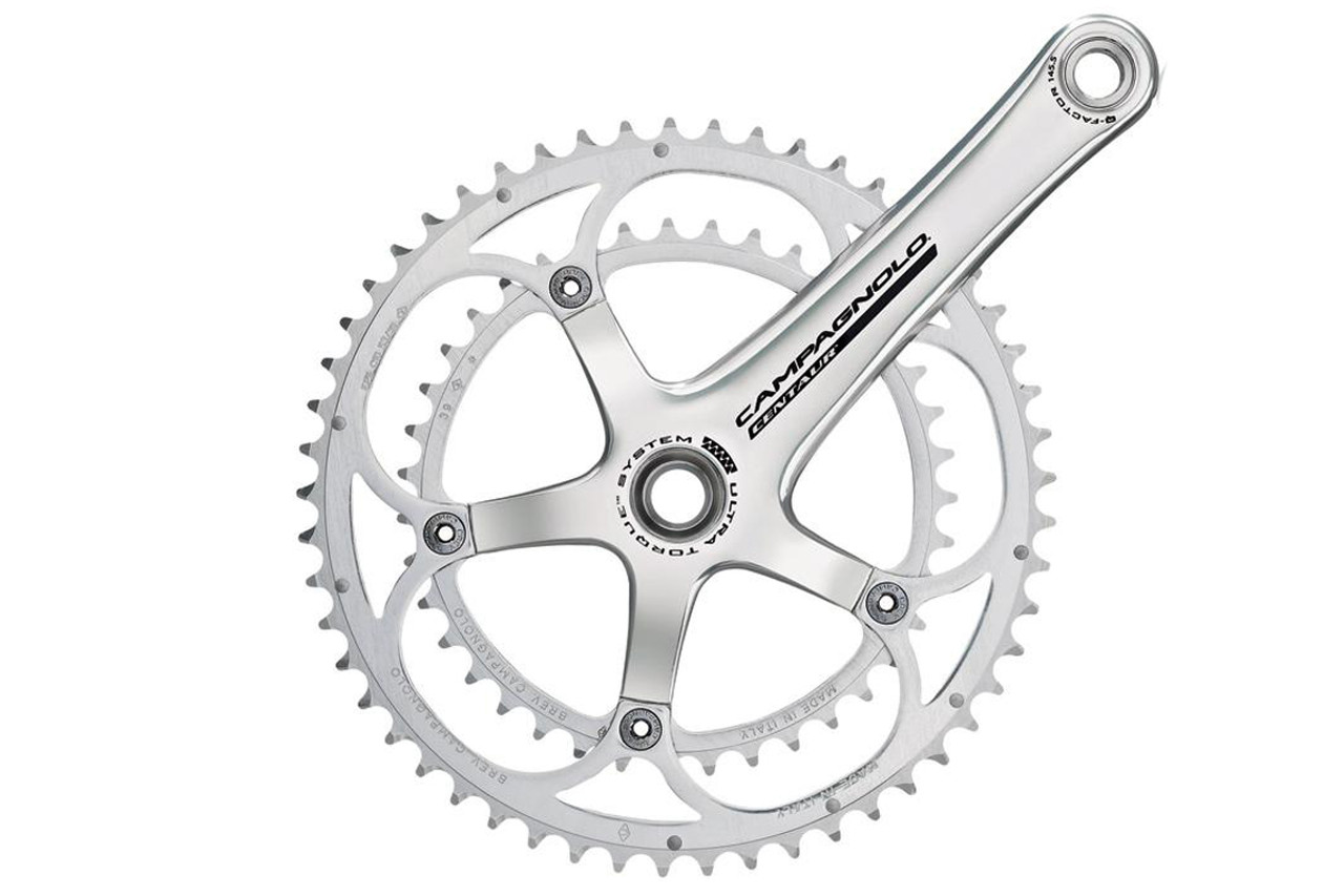 Campagnolo Centaur 2010 Ultra Torque 10 Speed Race Alloy Chainset
