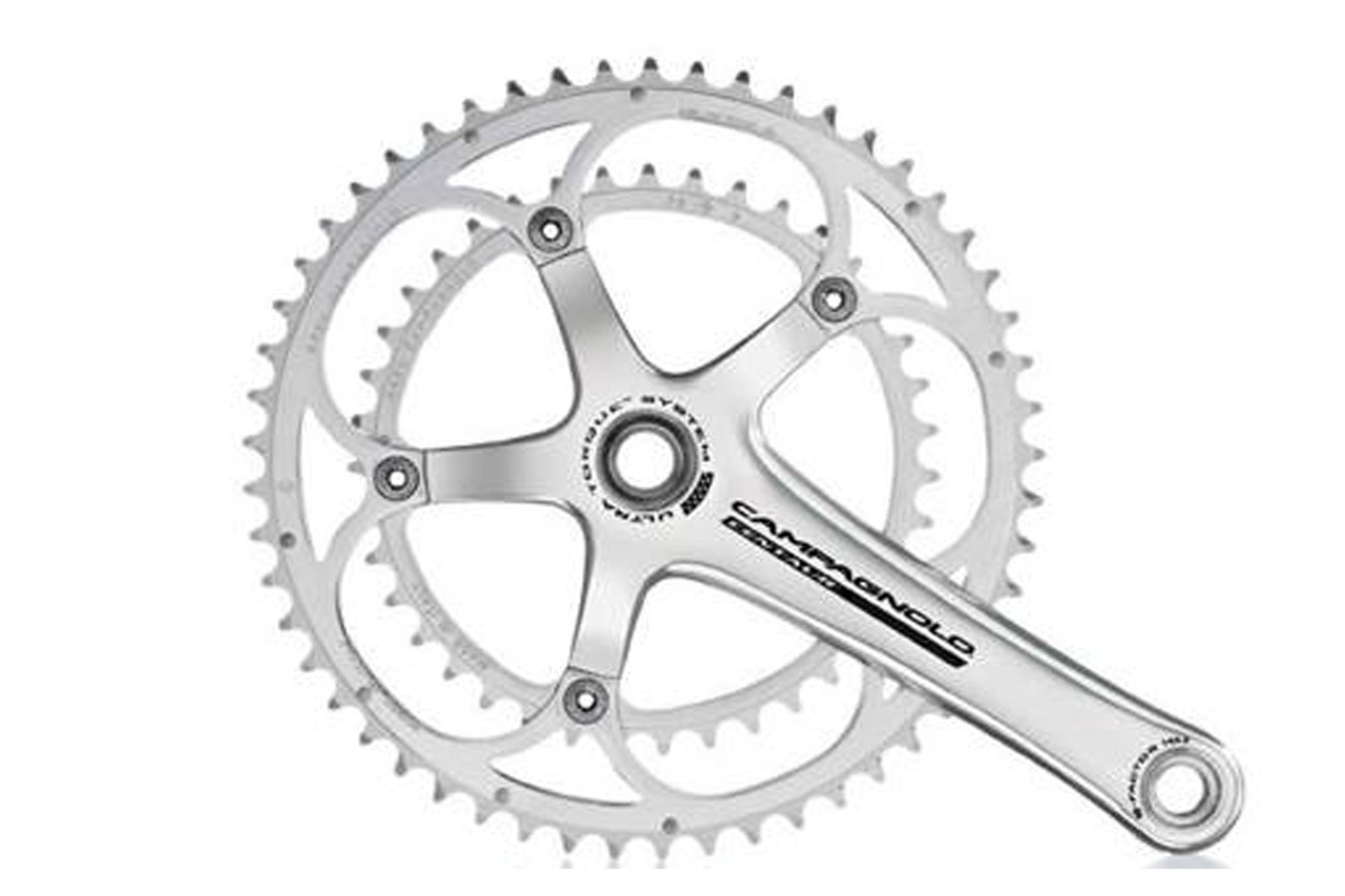 Campagnolo Centaur 2008 Ultra Torque 10 Speed Alloy Race Chainset