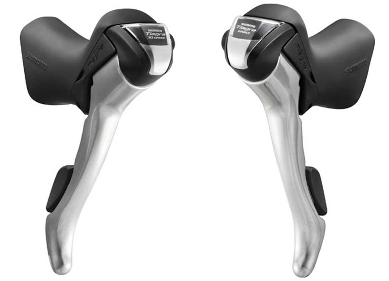 Shimano Tiagra STI 4603 10 Speed Triple Shifters Road & Cyclo Cross