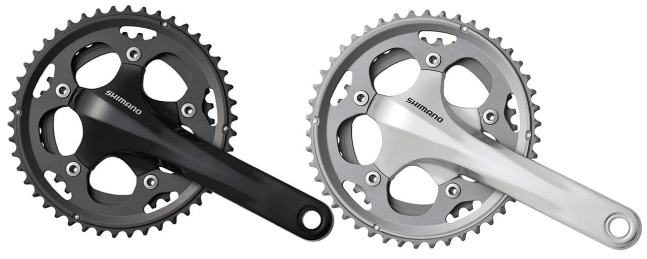 Shimano CX50 Cyclo Cross 10 Speed Cranks 36/46