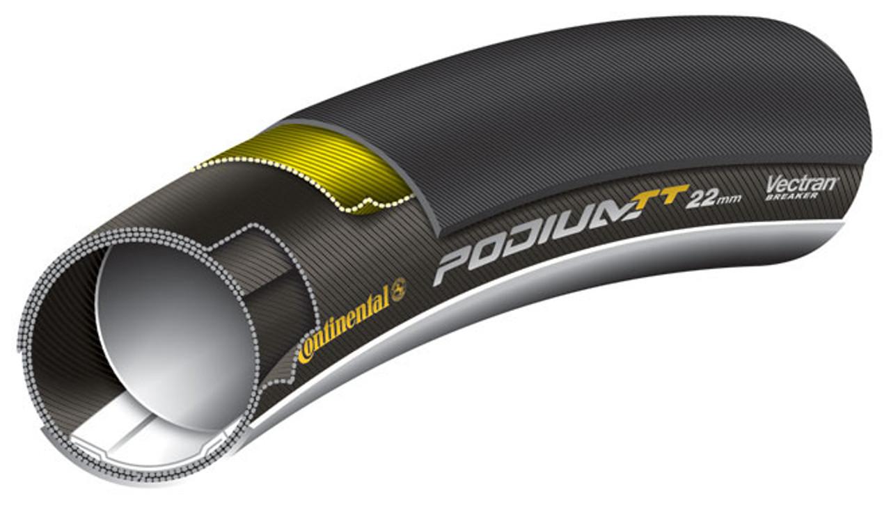 Continental Podium TT Time Trial Tubular