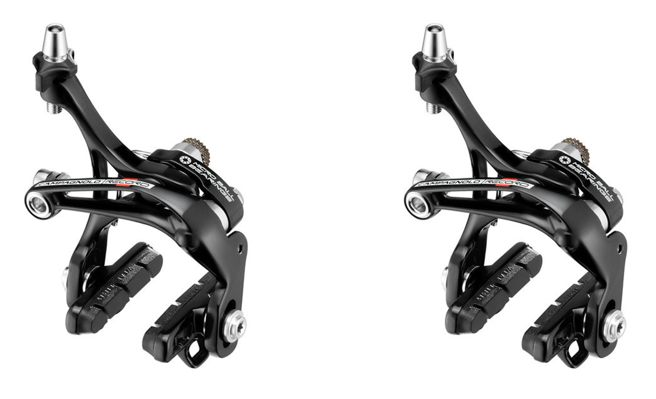 Campagnolo Record Dual Pivot Skeleton Brakes