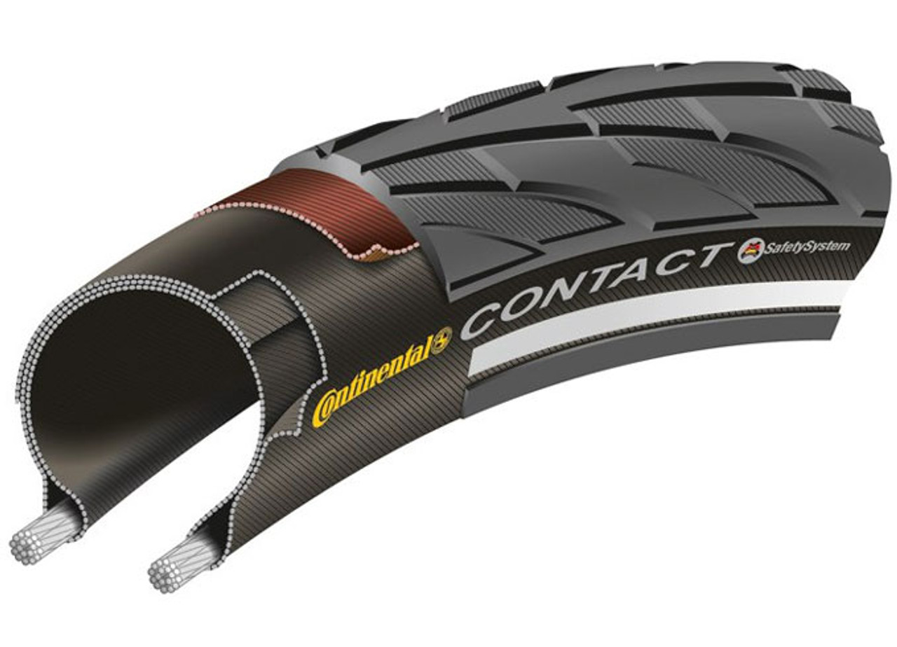 Continental Contact 2 Rigid Cycling Tyre