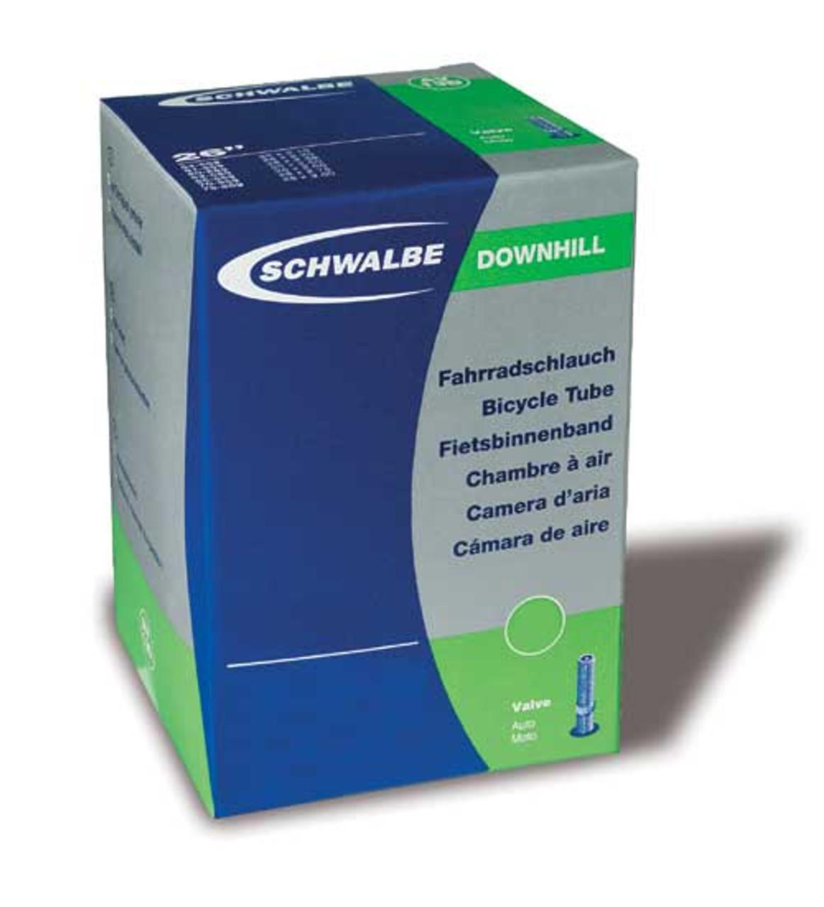 Schwalbe AV10D Downhill Inner Tube - 24 x 2.10/3.00 - 40mm Schrader Valve