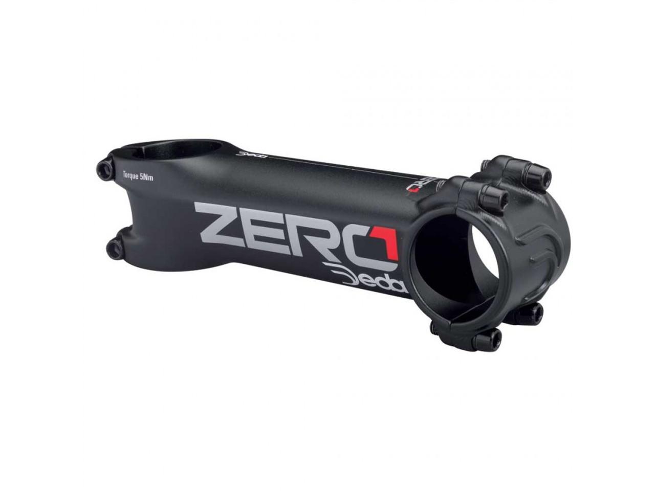 Deda Zero 1 Stem | Black | 31.7mm Clamp