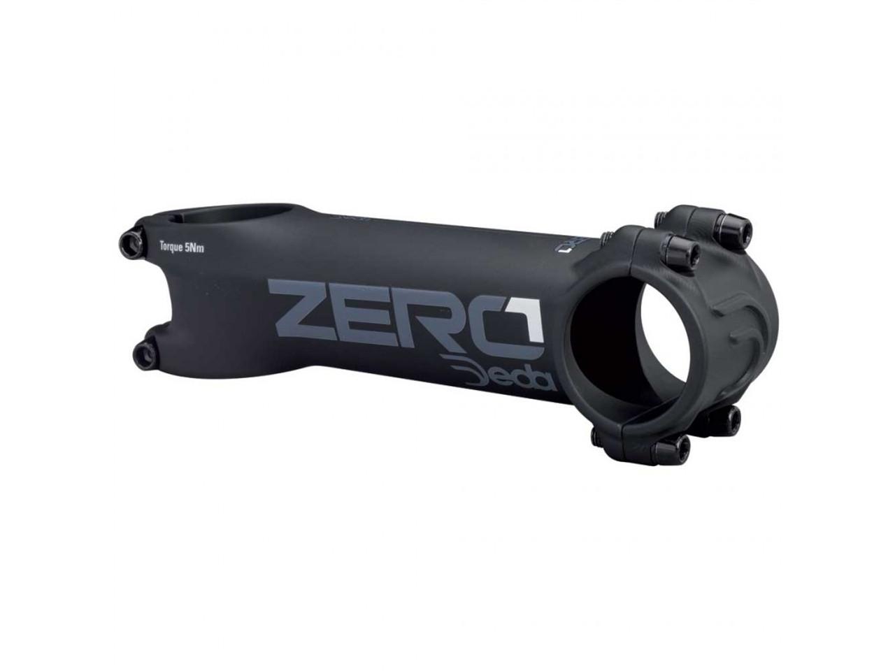 Deda Zero 1 Stem   Black On Black   31.7mm Clamp