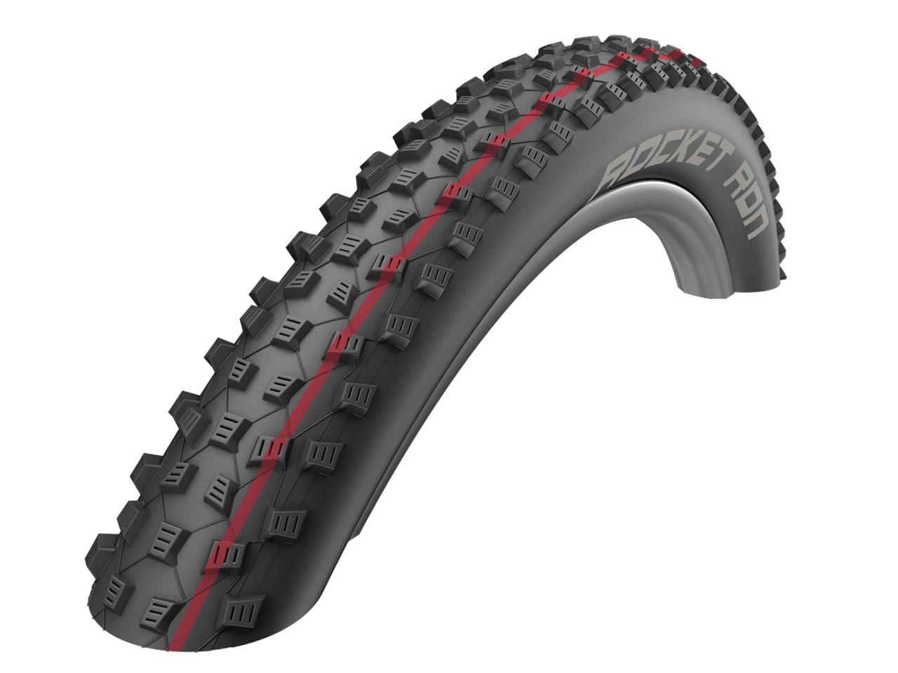 Schwalbe Addix Rocket Ron Evo Speed SnakeSkin TL-Easy Folding Tyre 27.5 x 2.25