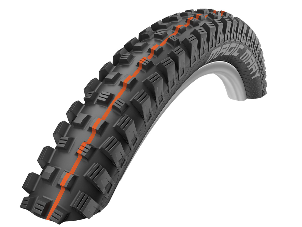 Schwalbe Addix Magic Mary Evo Soft Super Gravity TL-Easy Folding Tyre 26 x 2.35