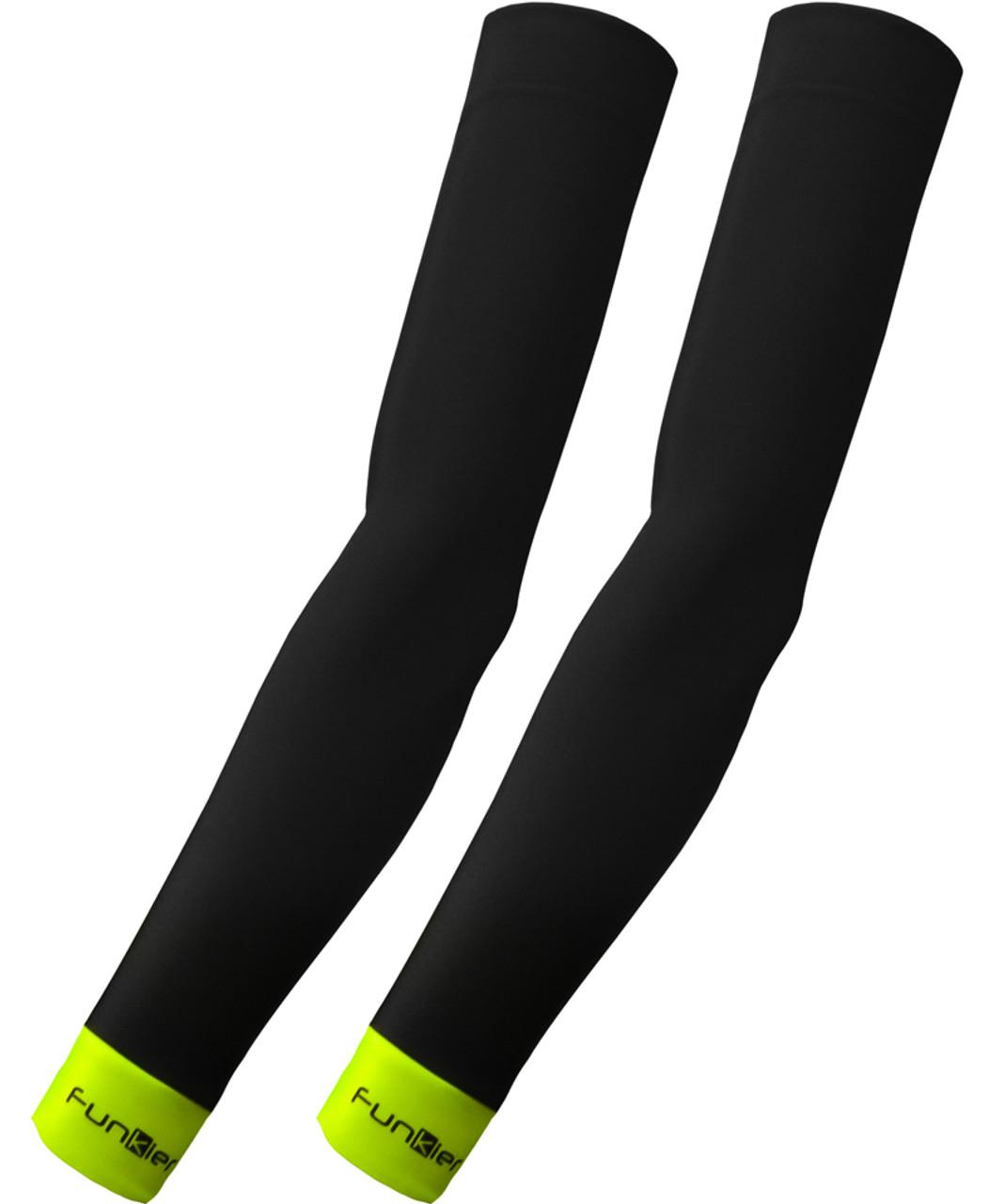 Funkier Repel Windproof Water-Resistant Thermal Arm Warmers | LW-658