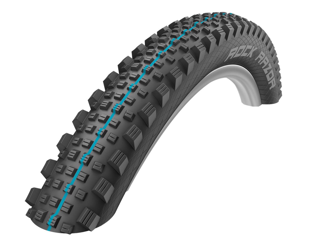 Schwalbe Addix Rock Razor Evo SpeedGrip TL-Easy Apex Folding Tyre 27.5 x 2.60