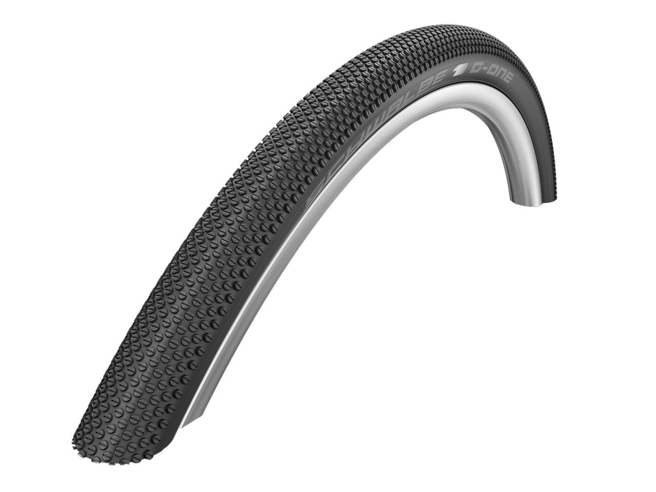 Schwalbe G-One Allround Evo MicroSkin TL-Easy OneStar Folding Gravel CX Tyre 700 x 38