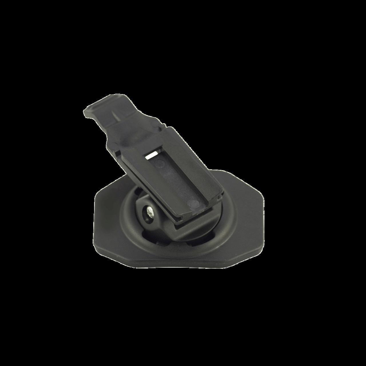Niterider Helmet Stick-On Pivot Mount Bracket