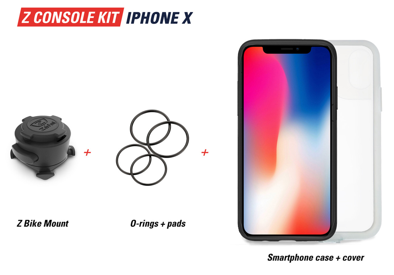 Zefal Z Console for Apple iPhone X